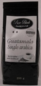 *PURE BLACK GUATAMALA SINGLE ARABICA 250 gram